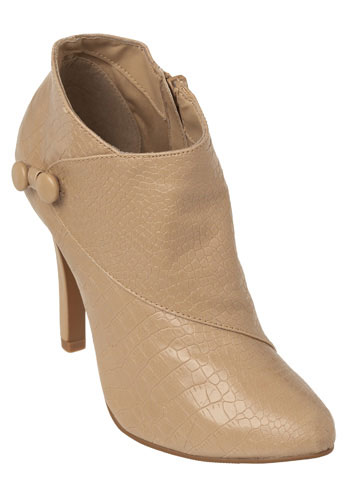 Safari Chic Booties $43
