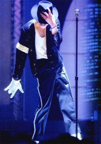 Michael Dancing